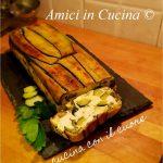 Plumcake salato con zucchine ricotta ed acciughe - Eleonora Fabrizi