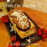 Tortino di melanzane, ricotta e pane al latte  - Eleonora Fabrizi