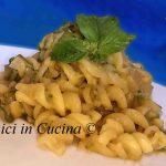 Fusilli con zucchine alla Nerano - Patrizio Lombardi