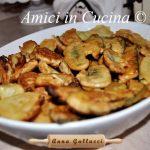 Patate e zucchine in pastella - Rita Gallucci