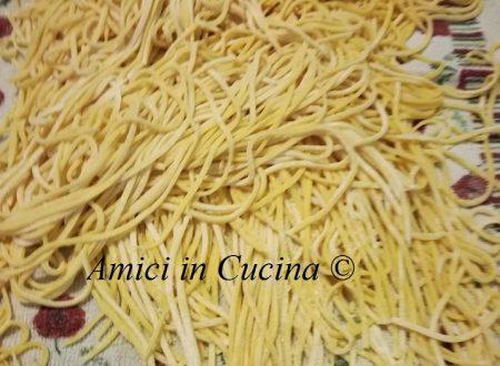 Spaghetti alla Chitarra – Cristina Smeraldi
