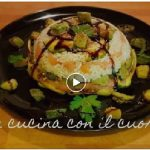 Insalata di riso con zucchine e salmone affumicato - Eleonora Fabrizi