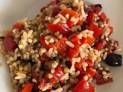 Mix di Quinoa, Riso e Farro – Stefania Agosti