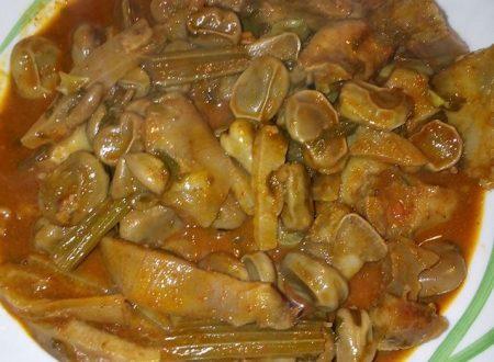 Fave con cotica di maiale – Fave e frittole