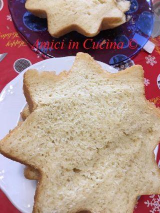 Panettone gastronomico in versione pandoro