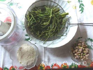 Gnocchetti di patate con pesto di Asparagi
