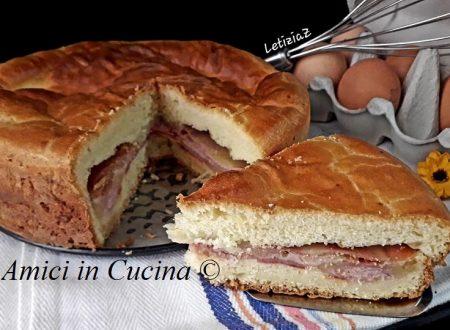 Pan di spagna rustico – Bimby