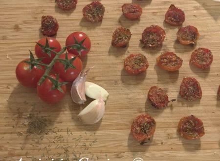 Pomodori Cotti a Bassa Temperatura