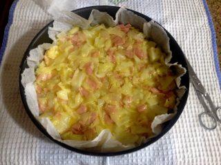 Frittata cavolo cappuccio al forno 2