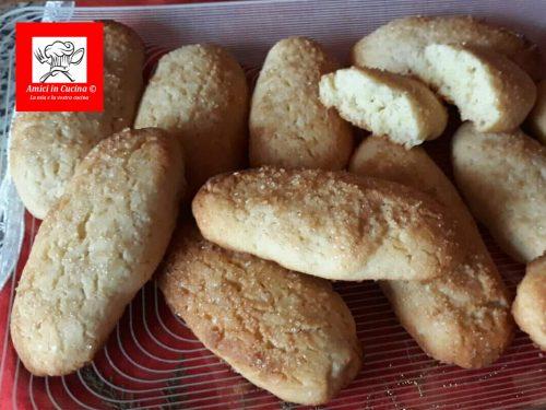 Biscottoni da inzuppo senza glutine