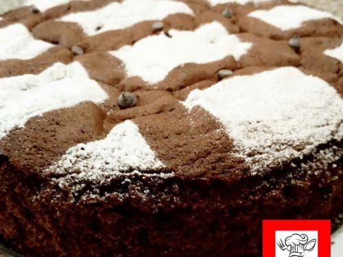 Torta panna e nesquik – gluten free