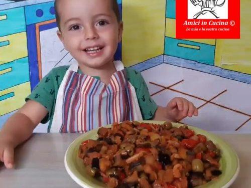 Caponata Siciliana – video