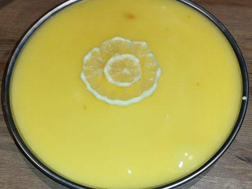 Cheesecake al limone – video