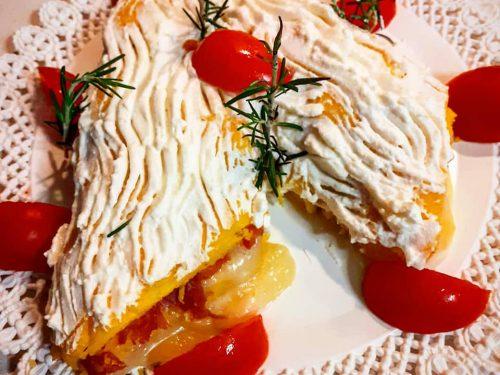 Tronchetto di polenta