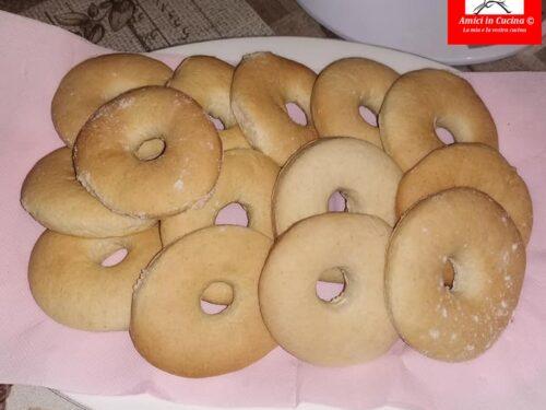 Biscotti alla panna – video