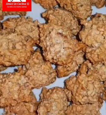 Biscotti gluten free – video