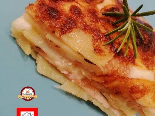Parmigiana di Patate – video
