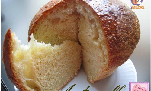 Torta al formaggio umbra con lievito madre o con lievito di birra