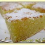 Quadrotti al limone e cocco