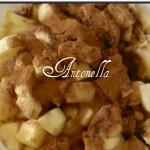 Torta di mele della nonna Mirella