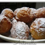 Castagnole o frittelle