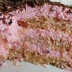 Piatto Alpino (torta al cucchiaio con ricotta)