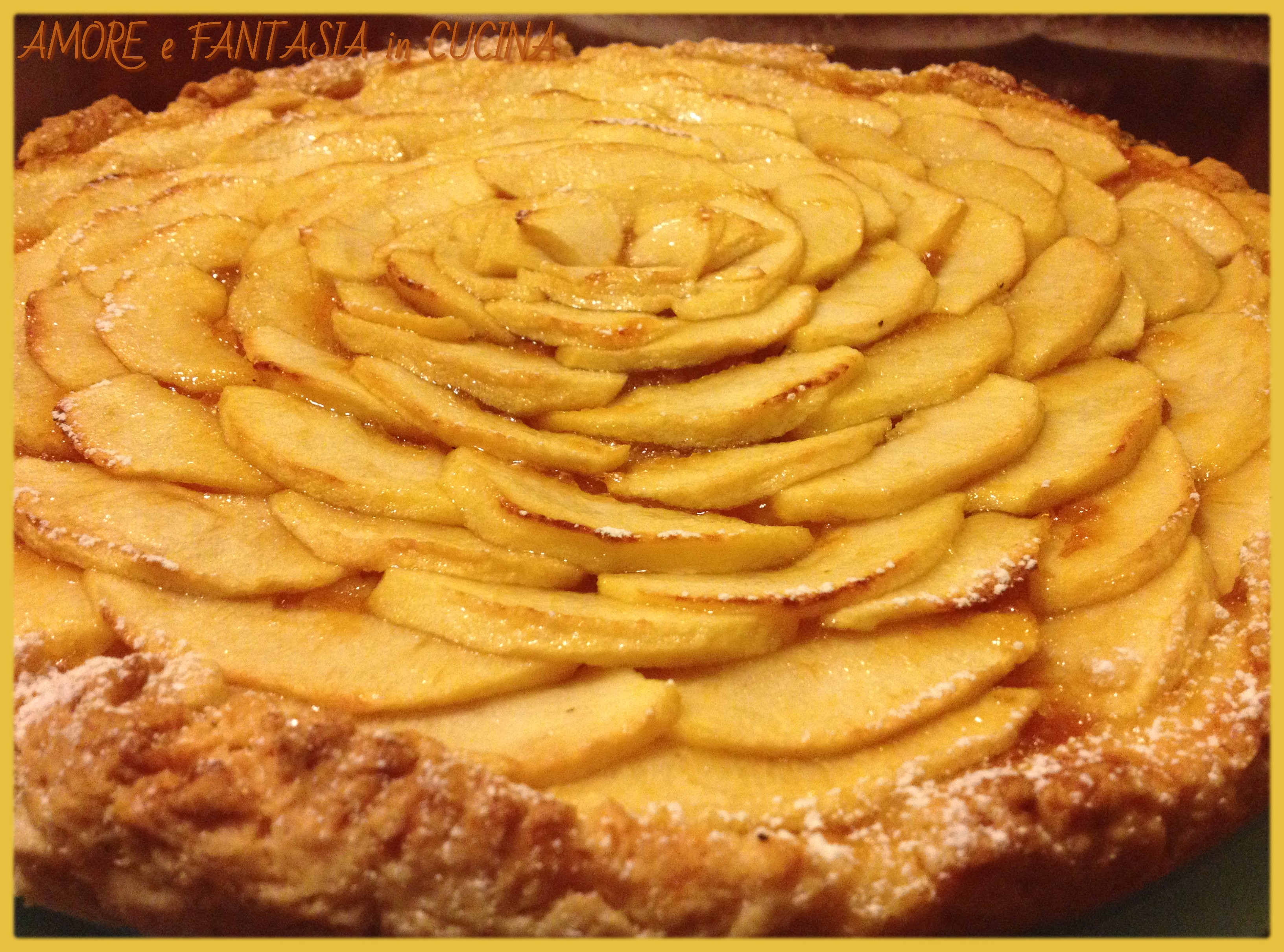 crostata di mele 5