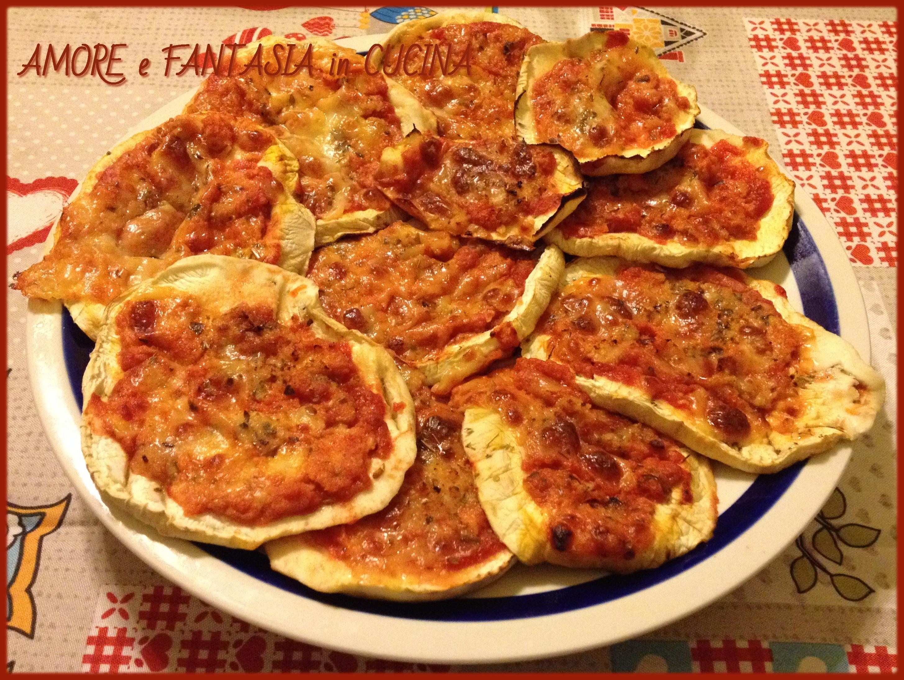 pizzette di melanzane 2