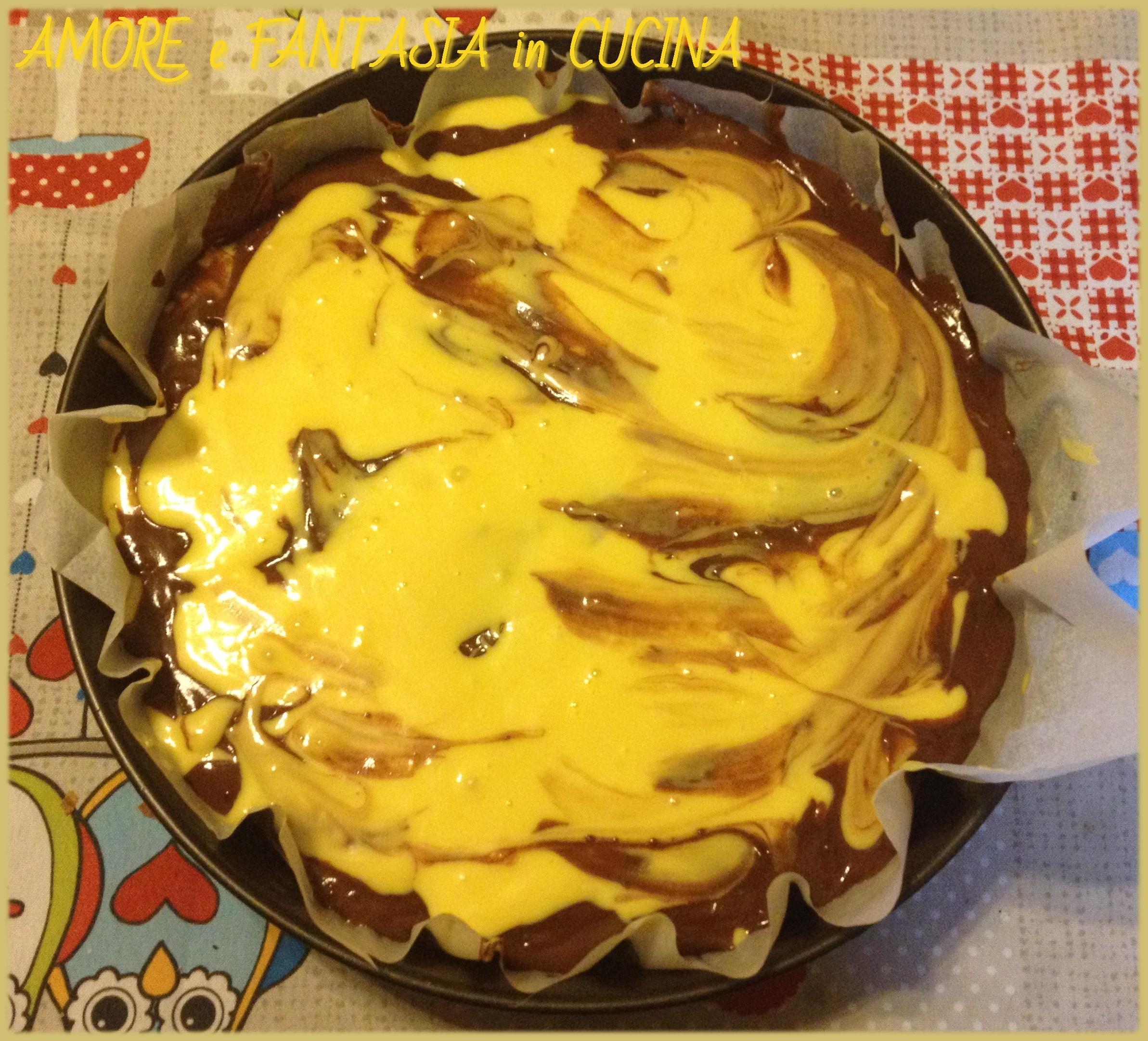 TORTA CON NUTELLA 5