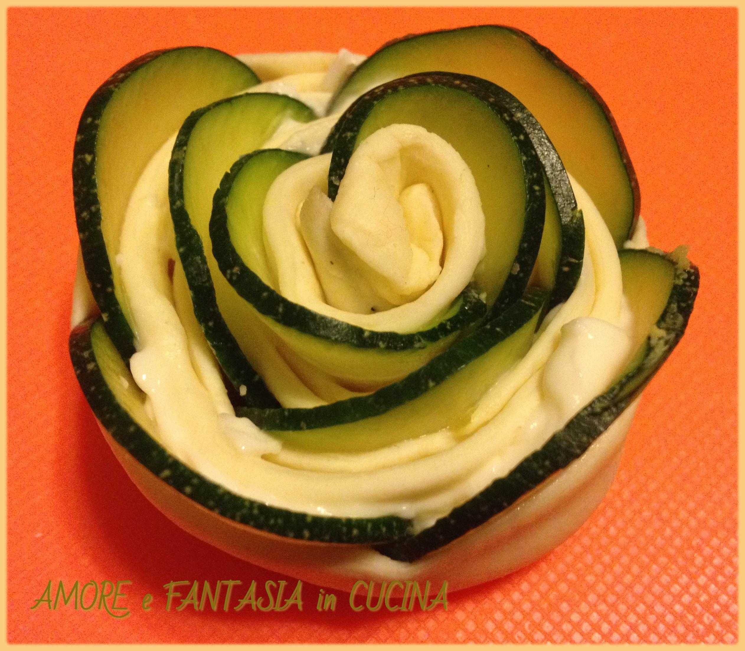 rose di zucchine 4
