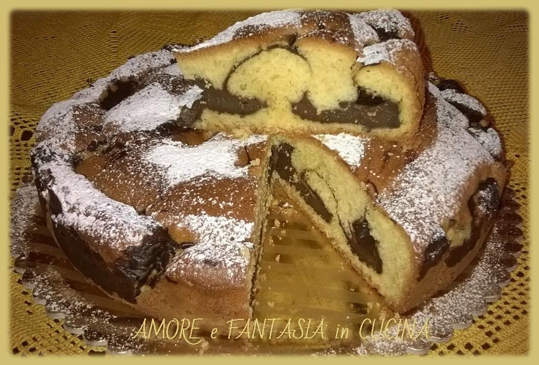 torta con nutella 2