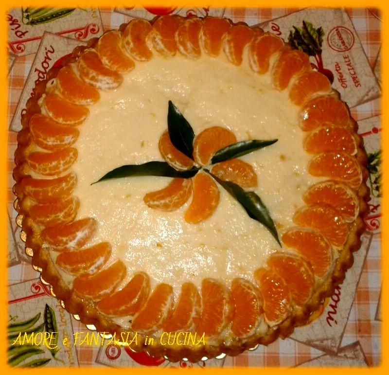 Crostata ai mandarini 3