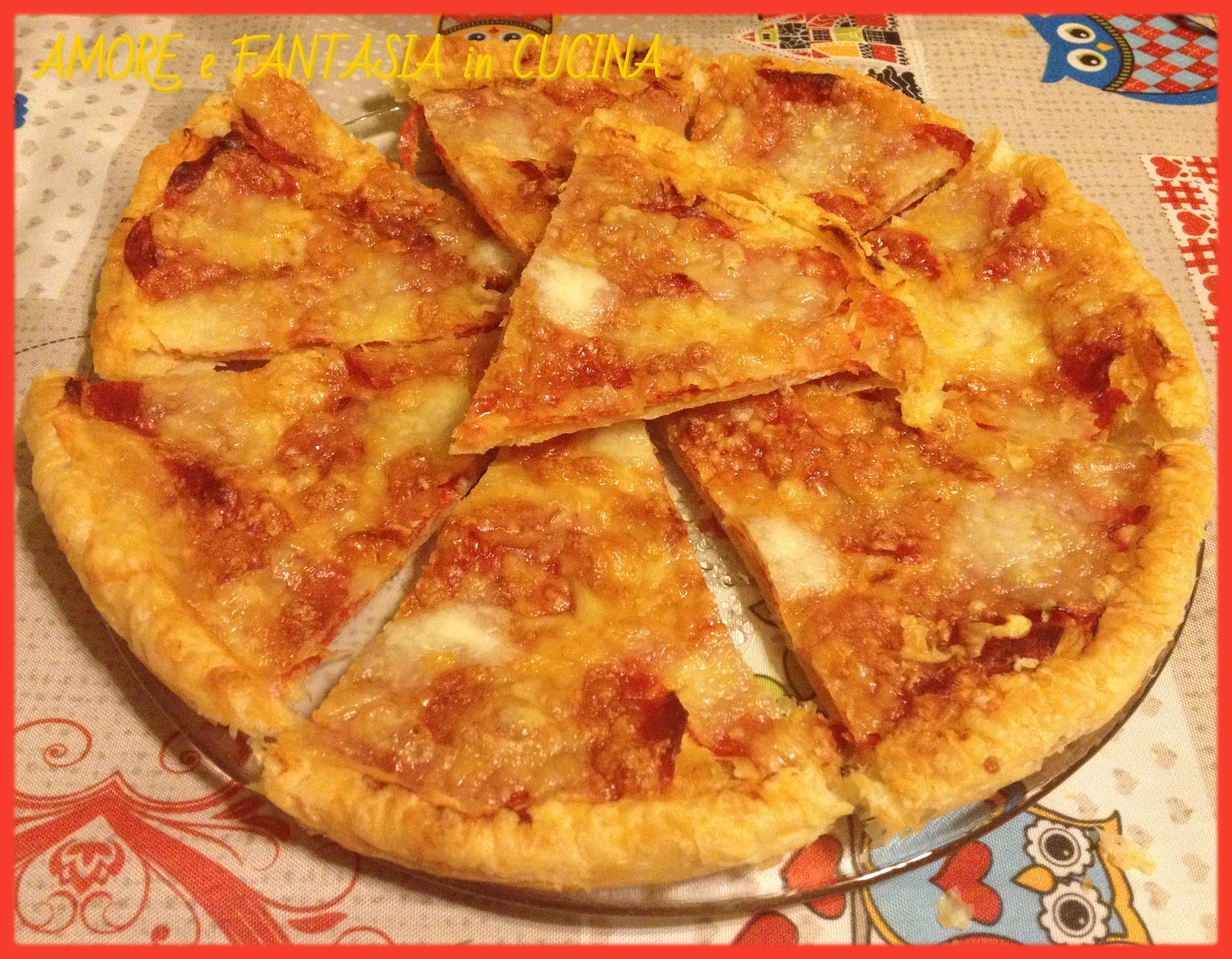 TORTA SALATA CON SALAMINO PICCANTE 1