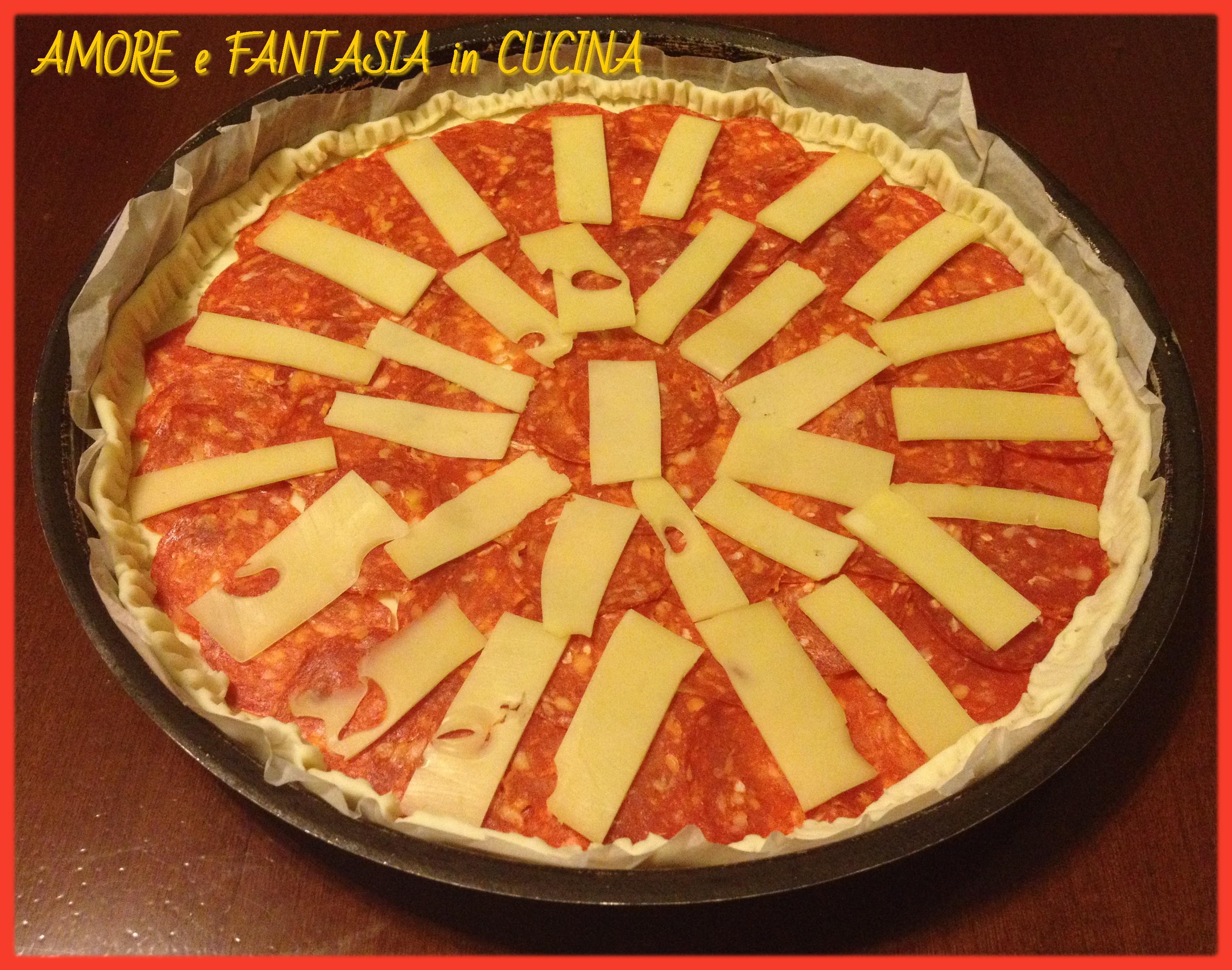 TORTA SALATA CON SALAMINO PICCANTE 3