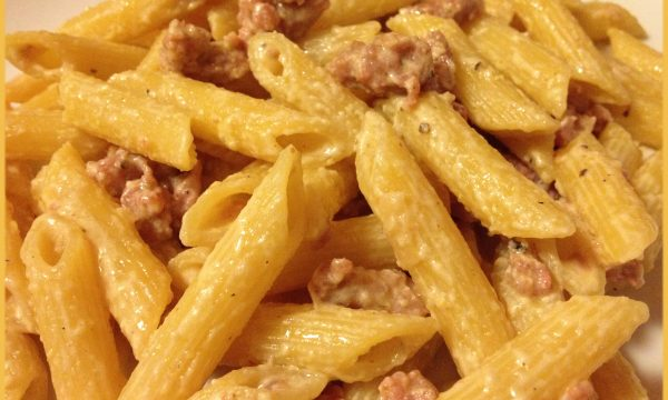 PENNE ALLA MONZESE