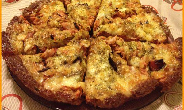 PIZZA DI CARNE FARCITA