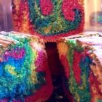Torta Arlecchina