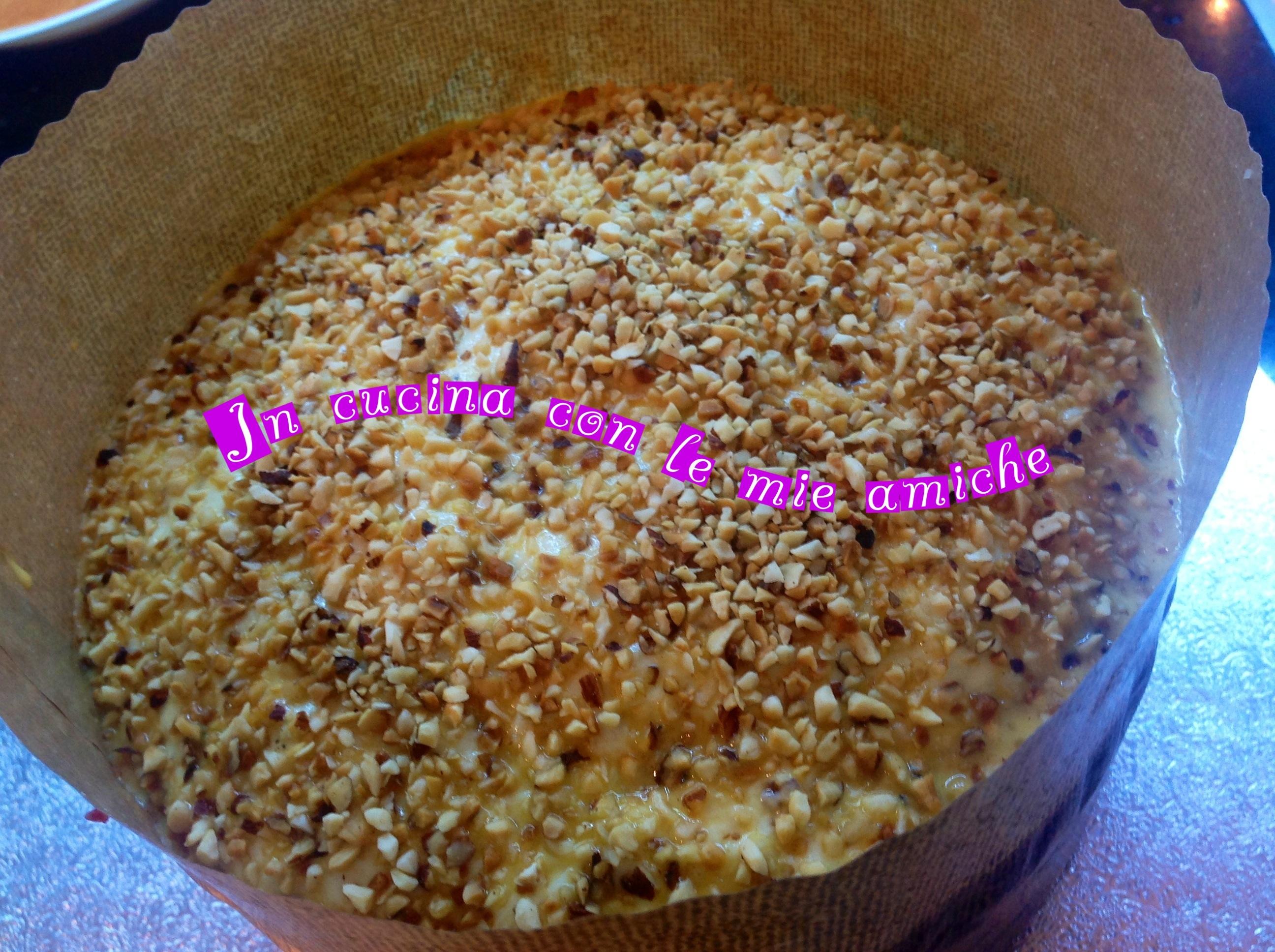 image56 Brioche salata al gorgonzola  e ciauscolo