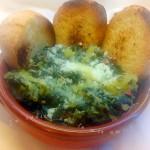Erbette e patate in coccio