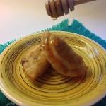 Caggiunitte alle castagne (ravioli alle castagne)