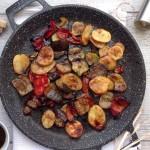 Verdure grigliate al forno con marinata