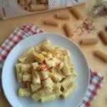 Rigatoni alla mimosa