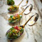 Tartare di astice e nergi agli agrumi