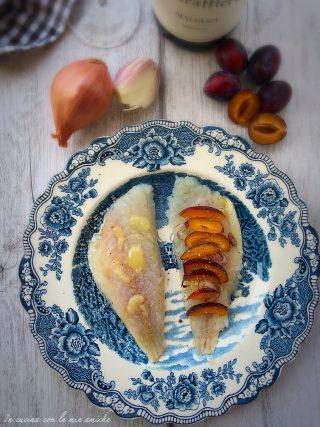 IMG 1898 320x427 Involtini di triglia su tempura di zucca e Malvasia