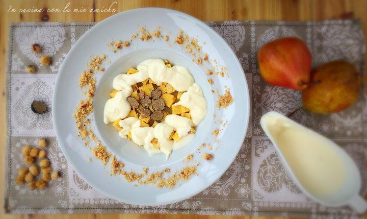 IMG 4465 720x429 Bocconcini di polenta con crema di taleggio e tartufo