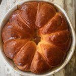 Pan brioche dolce salato
