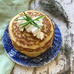 Pancake alle erbe fresche