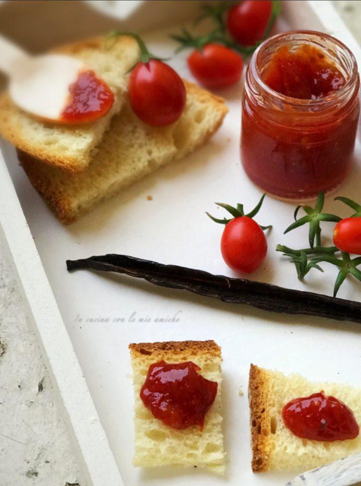 IMG 8184 720x967 Confettura di pomodorini alla vaniglia