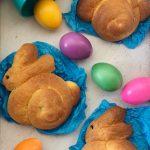 Coniglietti di pane alla robiola