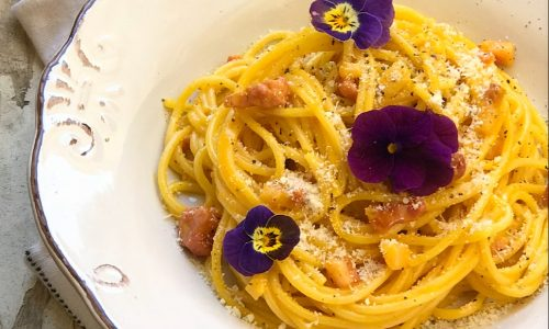 Spaghetti alla carbonara